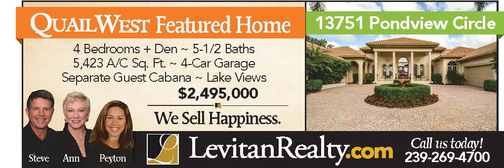 Featured Listings Levitan Realty Naples Real Estate